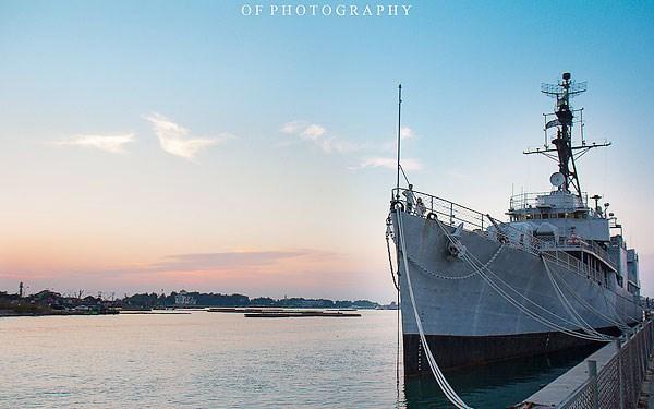 德陽艦軍艦博物館
