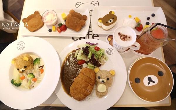 Rilakkuma Café