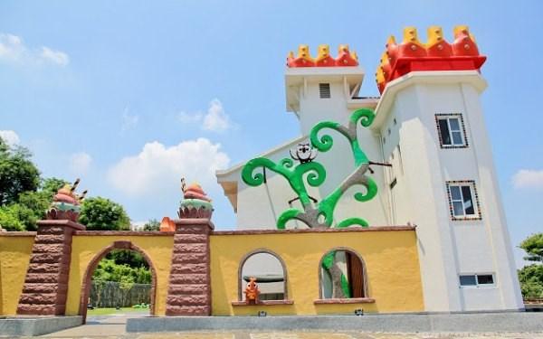 西拉雅國家風景區中埔遊客中心
