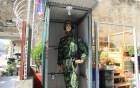 一七二營本部連軍事主題餐廳
