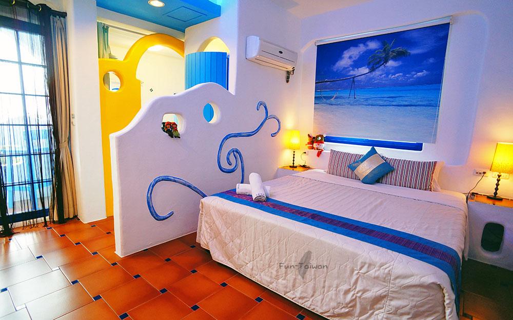 海灘戀情民宿房型照片