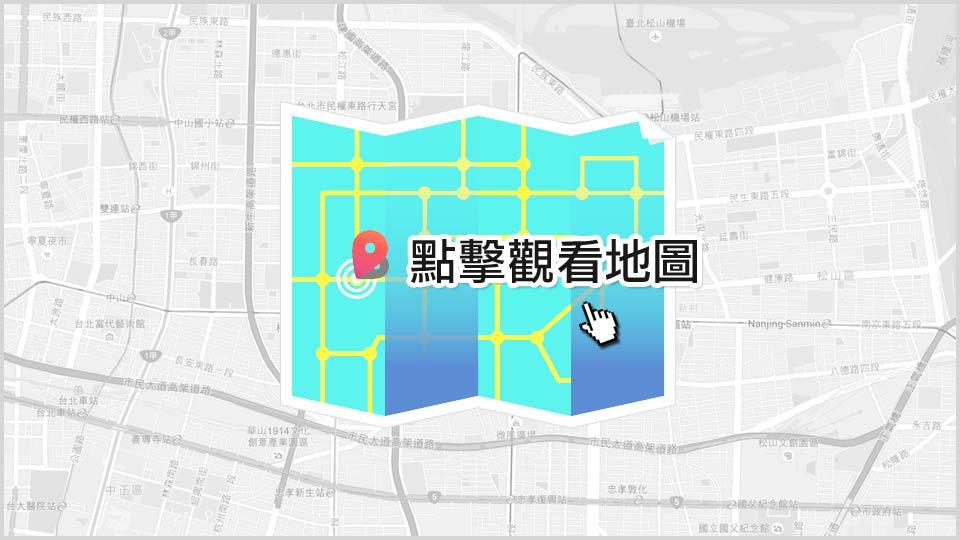 檢視 藍灣旅店 詳細地圖
