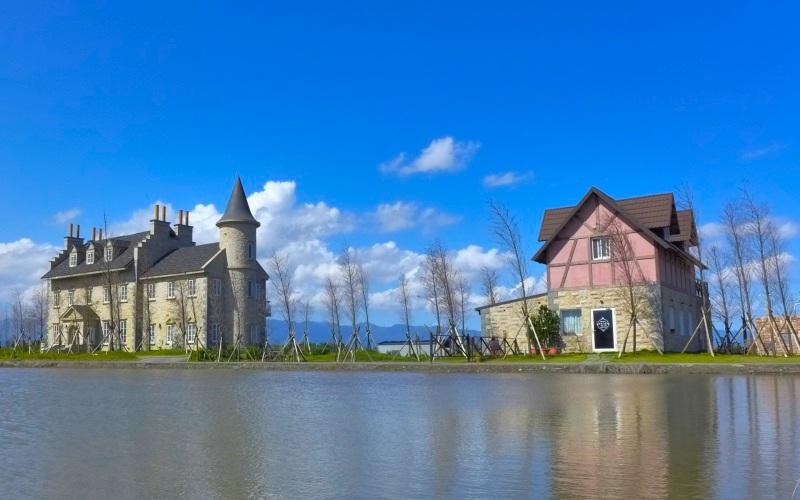 法國小古堡